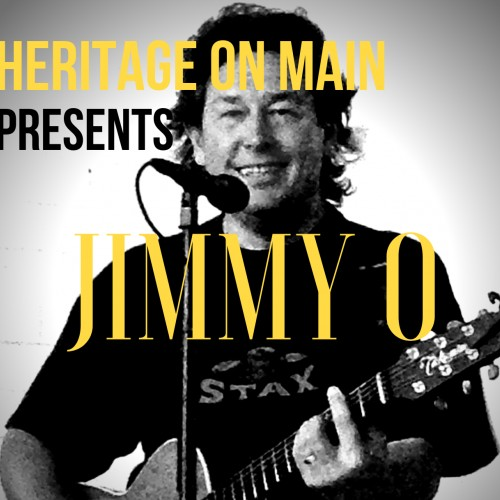 Jimmy O Live at Heritage