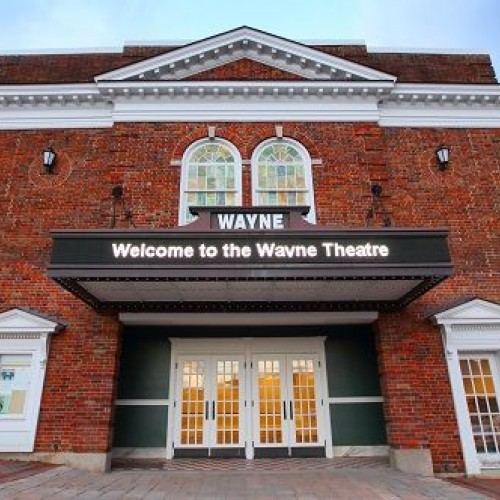 Monday Movies at the Wayne Theatre