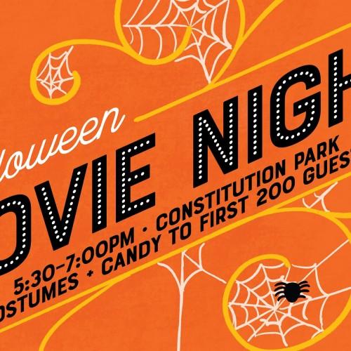 Community Halloween Movie Night