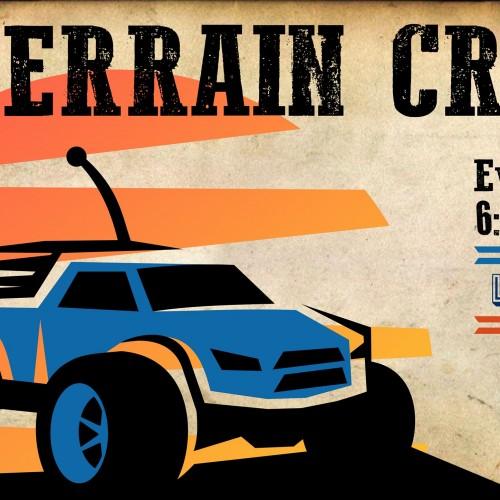 RC Terrain Crawl