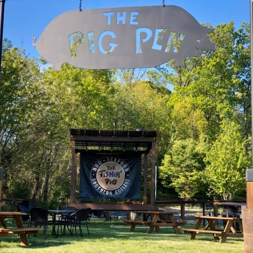Fishin' Pig Live Music November 2020