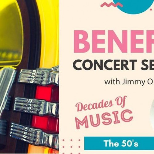 Benefit Concert Series with Jimmy O