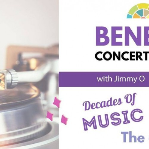 Benefit Concert with Jimmy O