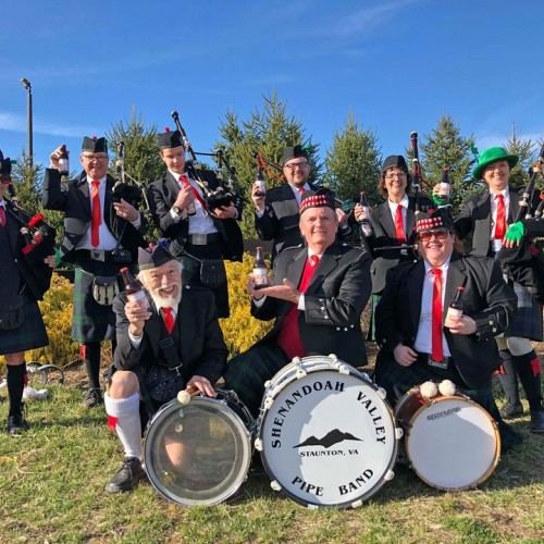St. Patrick's Pipes & Drums