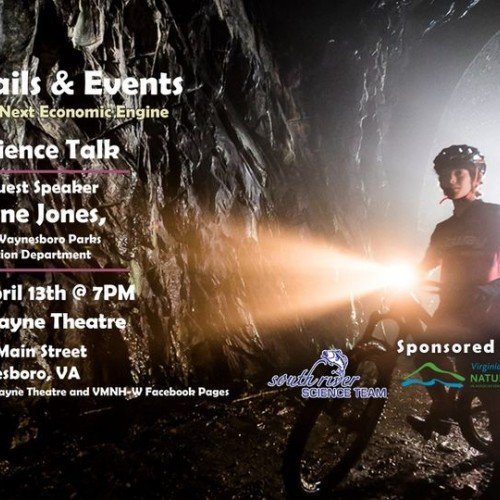 Science Talk: Parks, Trails & Events