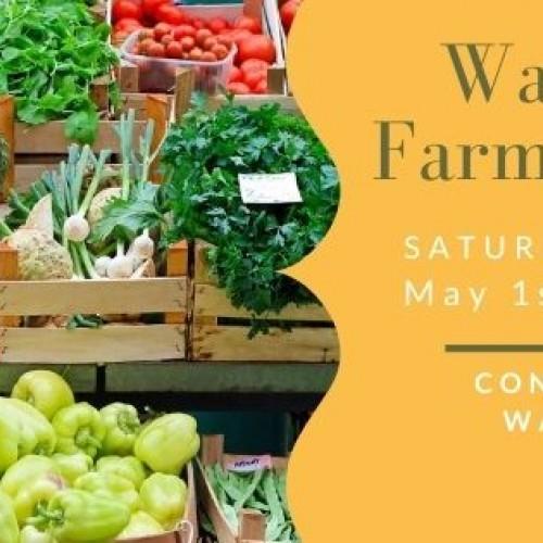 Farmer's Market Opening!