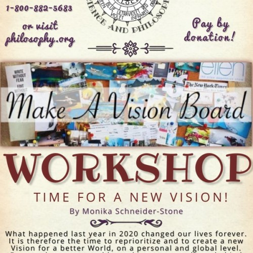 Make A Vision Board Workshop