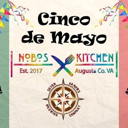 Cinco de Mayo at Nobos and Seven Arrows!