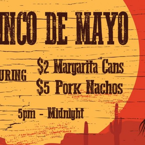 Cinco de Mayo at Bottles