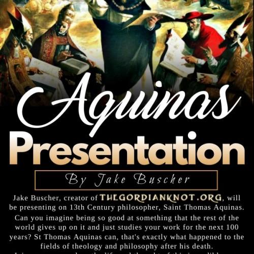 Aquinas Presentation