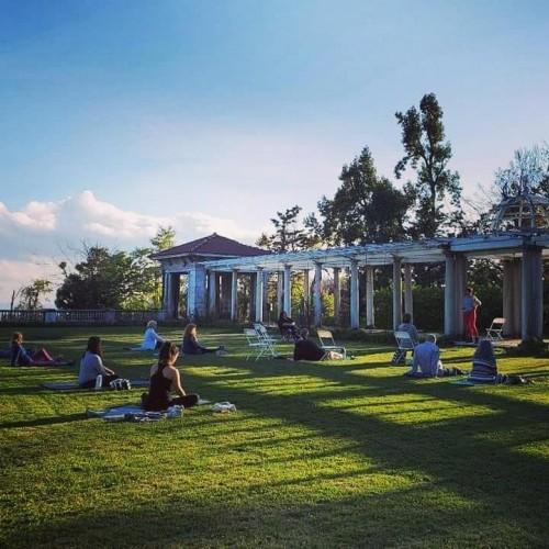 Zen at Swannanoa