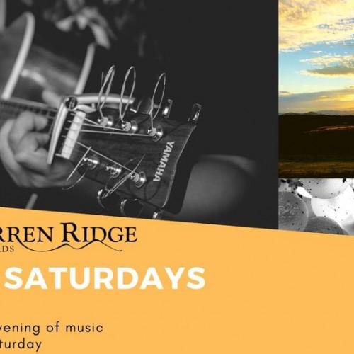 Sunset Saturday @ Barren Ridge with Eric Yost