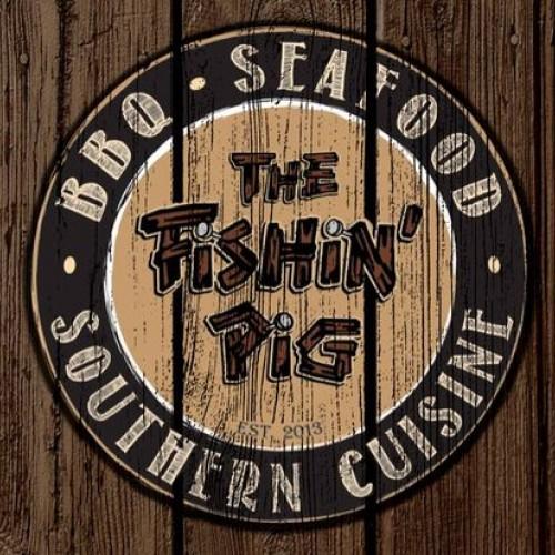 Saturday Night at The Fishin' Pig 6/12