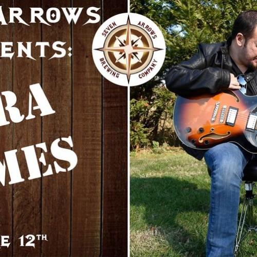 Saturday Night at Seven Arrows with Dara James!