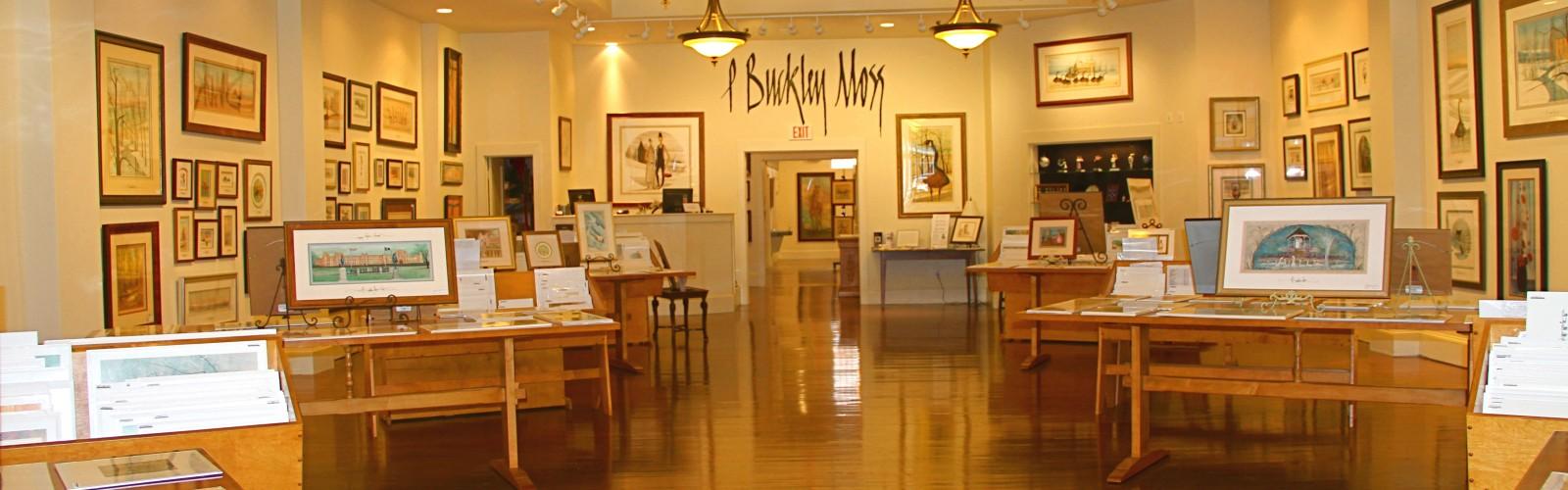 P. Buckley Moss Gallery Open House