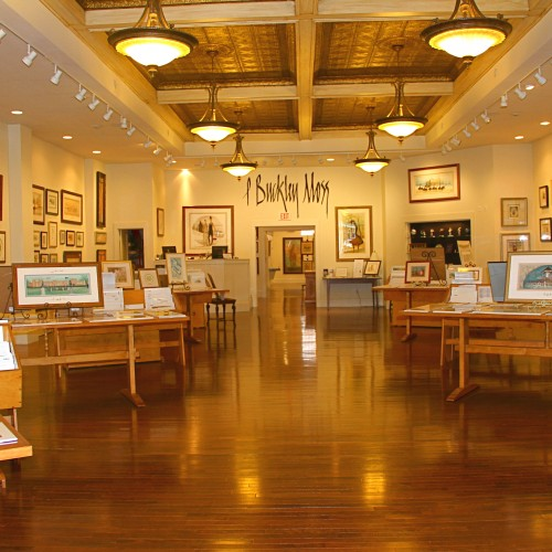 P. Buckley Moss Gallery Open House