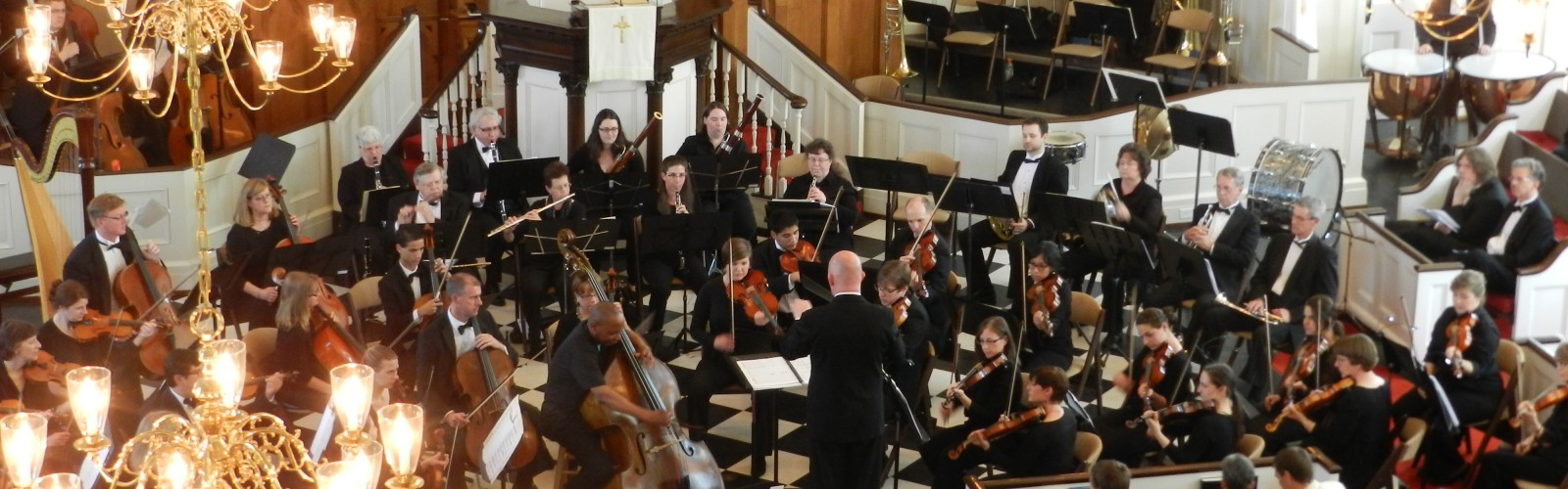 Waynesboro Symphony Orchestra: Great Overtures and Bicentennials