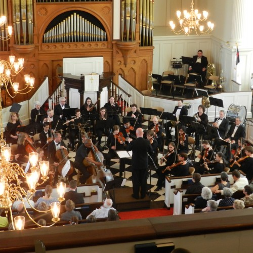 Waynesboro Symphony Orchestra: Great Overtures and Bicentennials