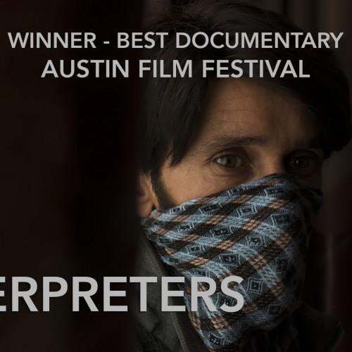 On Screen, In Person: Interpreters