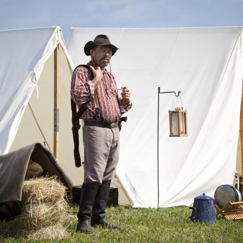 A Civil War Weekend