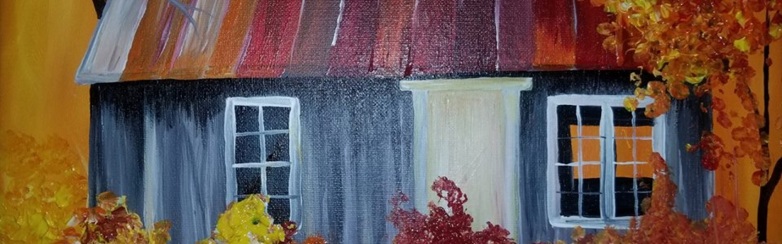 Fun Art Night: Country Cottage in Waynesboro