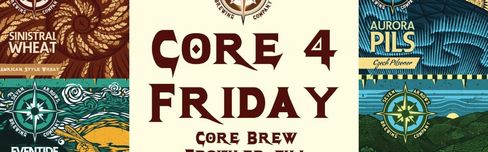 Core 4 Friday at Seven Arrows