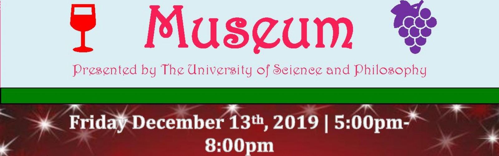 Christmas at the Museum