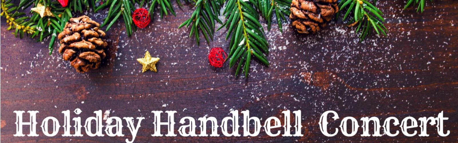 Mosaic Handbell Ensemble Holiday Concert
