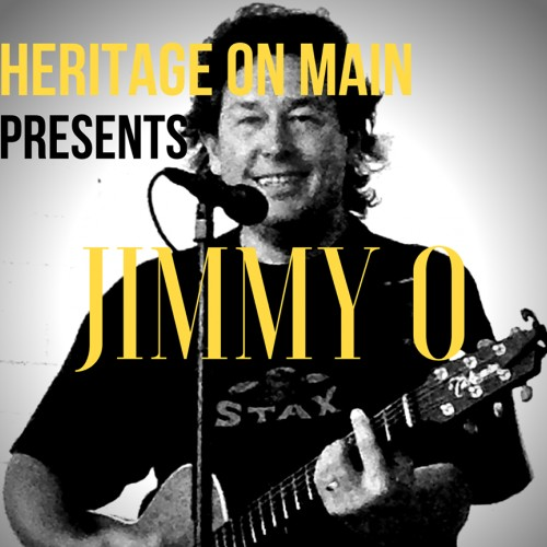 Jimmy O Live at Heritage on Main