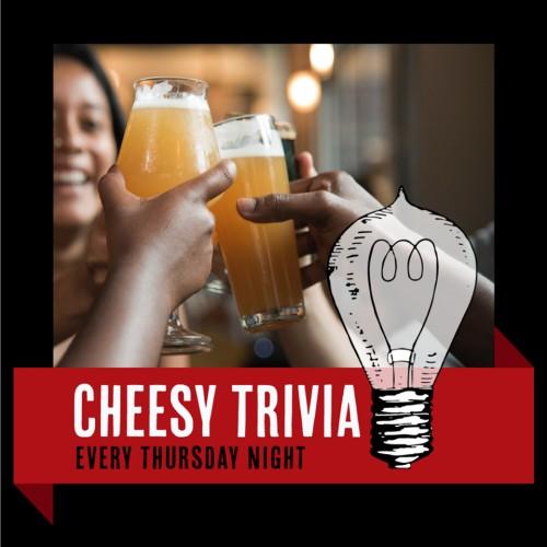 Thursday Night Cheesy Trivia