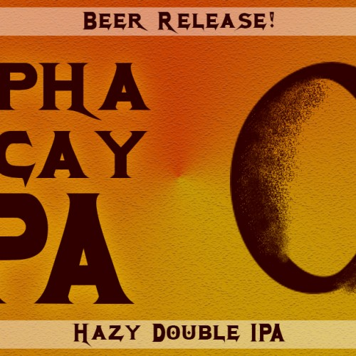 Alpha Decay IPA release!
