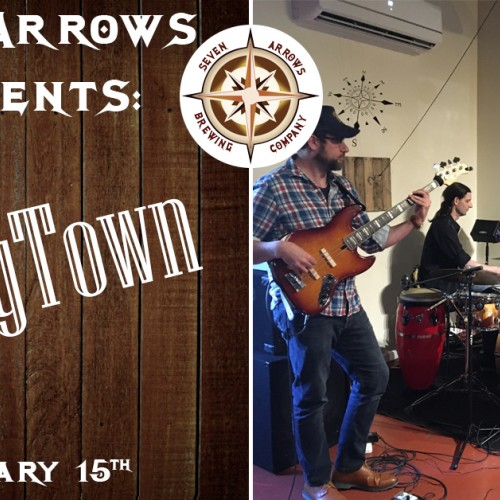 Saturday Night at Seven Arrows with GypsyTown!