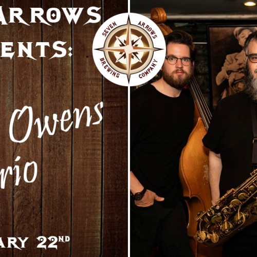 Saturday Night at Seven Arrows with Charles Owens Trio!
