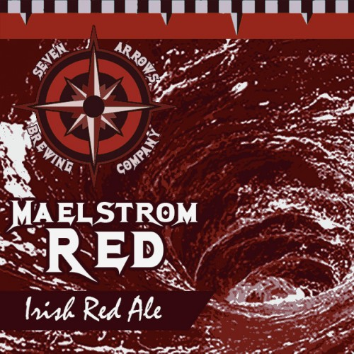Maelstrom Red Release at Seven Arrows!