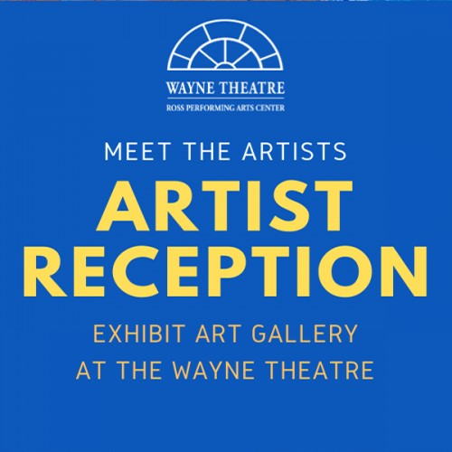 Meet the Artist Reception: My Color Filled World