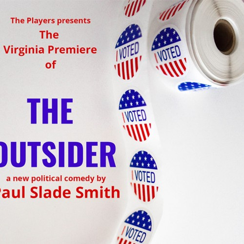 "Waynesboro Players present ""The Outsider"""