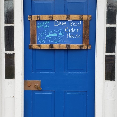 Blue Toad Hard Cider House