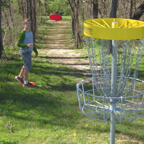 Fox Disc Golf