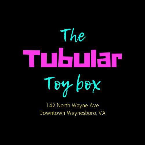 Tubular Toy Box
